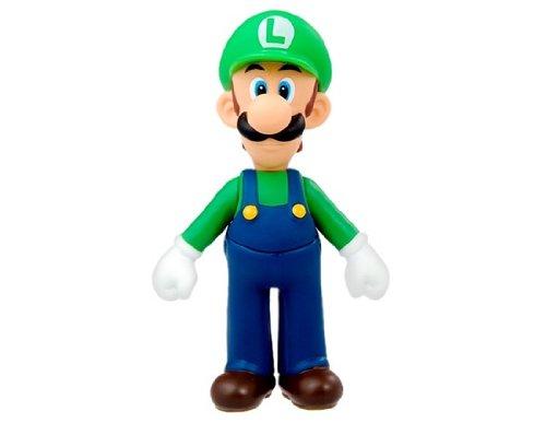 PVC Super Mario Bros Luigi Action Figure by Completestore