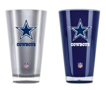 Cowboys Acrylic - 1