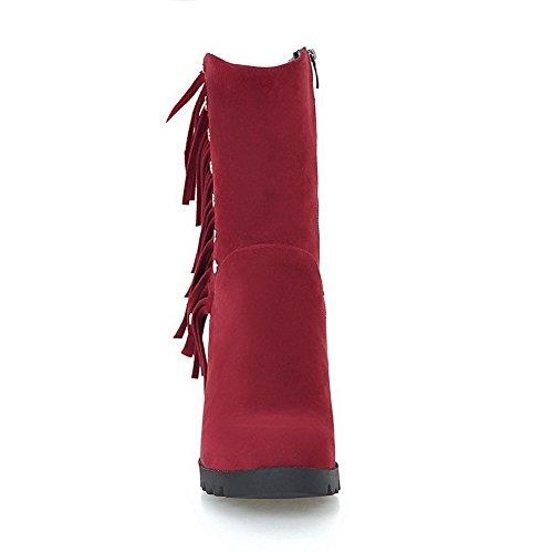 ABL10424 A 35 Red Rosso Basso EU Donna Collo 5 BalaMasaAbl10424 zpqd6z