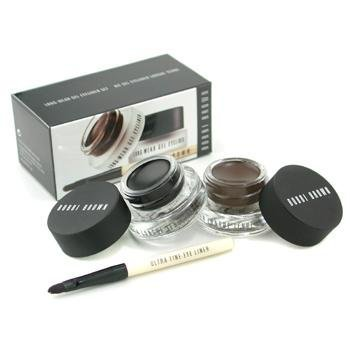 Bobbi Brown Long Wear Gel Eyeliner Duo, 1 Count (Best Long Wear Eyeliner Pencil)