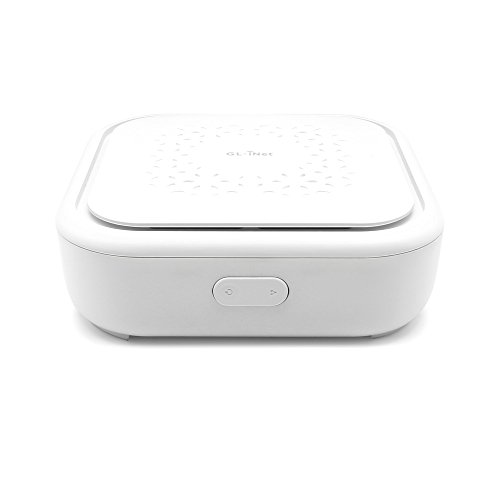 GL.iNet GL-B1300 Home AC Gigabit Router, 400Mbps(2.4G)+867Mbps(5G) High Speed, DDR3L 256MB RAM/32MB Flash ROM, OpenWrt Pre-Installed, Wi-Fi Mesh Networking