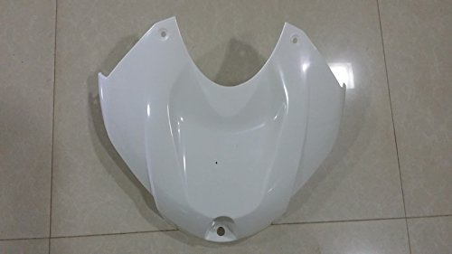 Half Tank Cover (Sportfairings Unpainted Half Tank Cover Fairing For S1000RR 2015 2016 2017 Naked ABS Plastic Injection Bodywork)