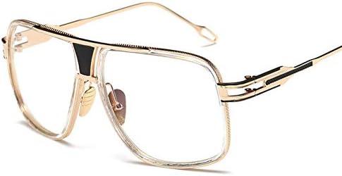 ZRTYJ Gafas de Sol Gafas de Sol Hombres Diseñador de la ...