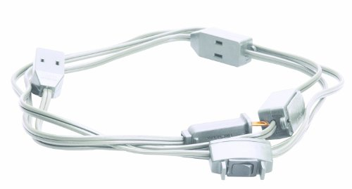 Woods 2188 Multi-Outlet Extension Cord with Switch, 9-Outlet, 15-Foot, - Village Outlet