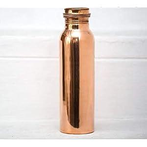 Sky Enterprises Copper Water Bottle of 1 Liter (Pack of 1)
