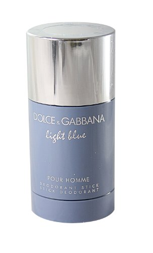 D & G Light Blue by Dolce & Gabbana for Men. Deodorant Stick - Gabbana Com Dolce And