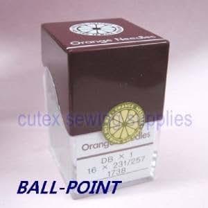 Amazon.com: 100 Naranja DBX1, 16 x 231 16 x 257 ball-point ...