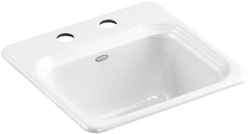 Two Compartment Utility Sink - 5