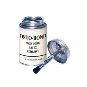 Montreal Osto-Bond Latex Skin Bond Adhesive, 4 oz Can (Pack of 12)