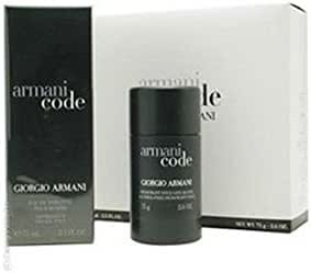 ESTUCHE ARMANI CODE MEN EDT 75 ML + REGALO: Amazon.es: Hogar