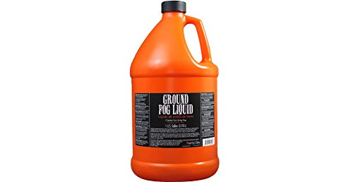Ground Fog Liquid Halloween Party Supplies, Special Effects, 1 Gallon, by Grignard