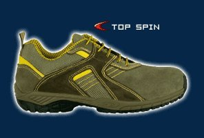Cofra Top Spin S1P SRC Sicherheitsschuhe Größe 43grün