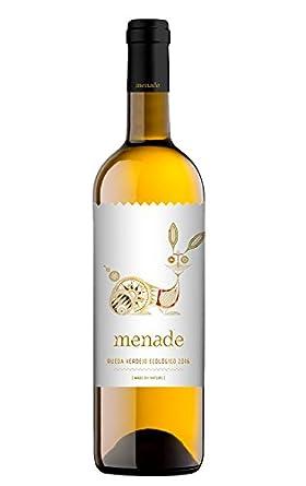 Menade Verdejo 2016, Vino, Blanco, Rueda, España