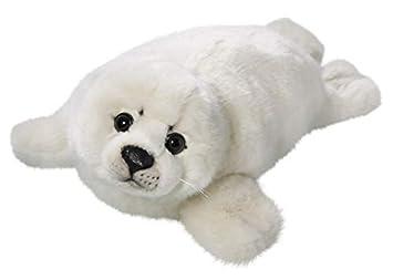 Carl Dick Peluche - Cría de foca (felpa, 32cm) [Juguete] 2984
