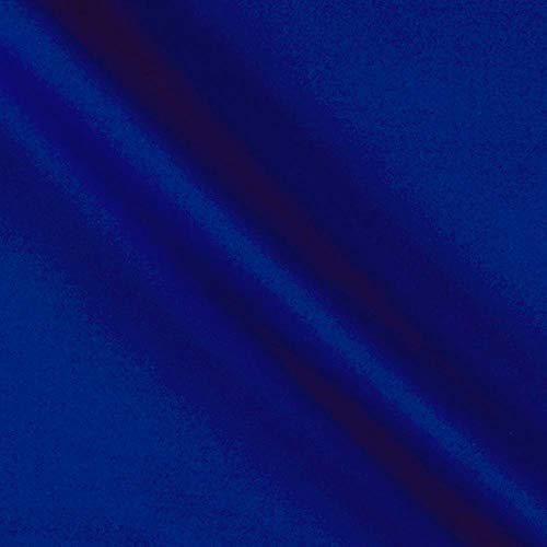 Vogue Group 0554007 1.5mm Neoprene Scuba Royal Blue Fabric by the Yard (Neoprene Fabric 1mm)