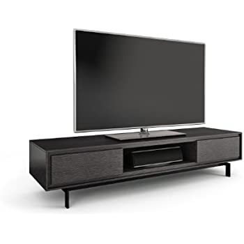 BDI Signal 8323 Low Profile Triple Wide Entertainment Cabinet, Graphite