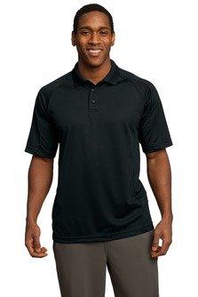 Sport Tek Mesh Shirt (Sport-Tek Dri-Mesh Pro Sport Shirt - Black T474 L)