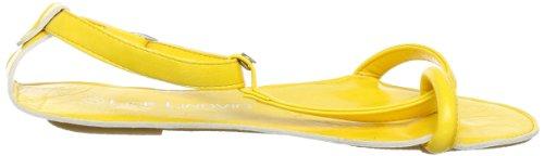 Sandales Lise Jaune 55 femme Lindvig 008 006 Yellow 55 gIZgA