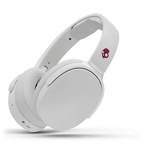 Skullcandy Hesh 3 Wireless Over-Ear Headphone – White/Crimson