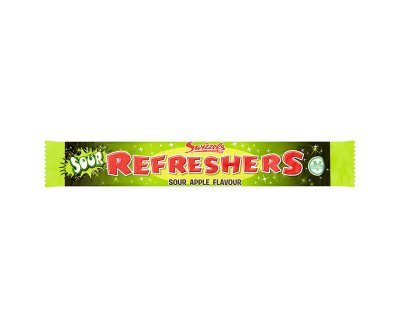 Swizzels Refreshers Sour Apple Flavour (1x60)