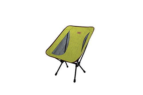 SNOWLINE Lasse Chair, Medium, Green