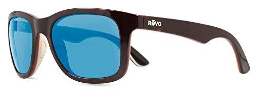 Revo Eyewear Windspeed Advanced High-Contrast Polarized Sunglasses