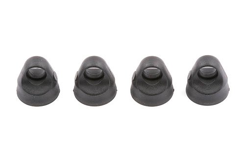 Team Associated 89262 RC8 Molded Shock Caps (Rc8 Shock Associated Team)