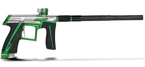 Planet Eclipse GEO CS1.5 Paintball Marker Gun – SILVER / APPLE GREEN Review