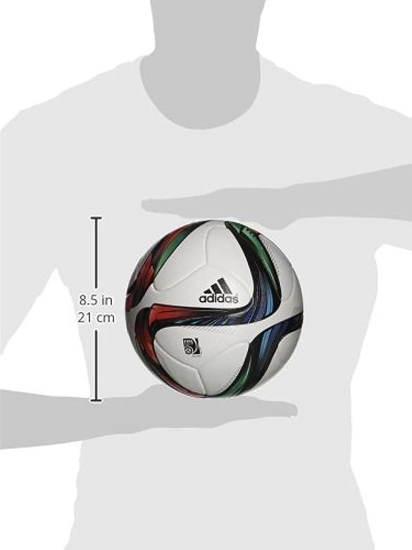 adidas Offizieller Spielball Conext 15 Balón de fútbol, Hombre ...