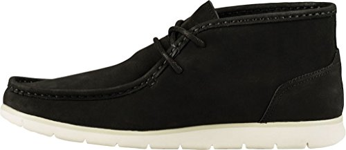 UGG Chukka Hendrickson Men's Black Leather Boot rf8rq