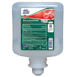 Deb IFS1L Sanitizer, Hospital-Grade DEB Instant FOAM Hand Sanitizer, Attacks Dangerous Spores & Pathogens (6/cs)