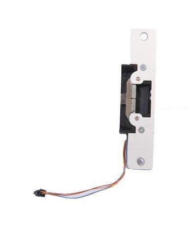 Adams Rite 7430 Series Clear Anodized Zinc Aluminum Alloy UltraLine Electric Strike (Pack of 1) 7430-628