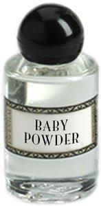 Baby Powder Perfume Oil -- 1/2 oz glass Bottle