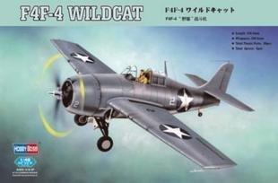 Hobby Boss 80328 1/48 F4F-4 Wildcat (F4f 4 Wildcat)