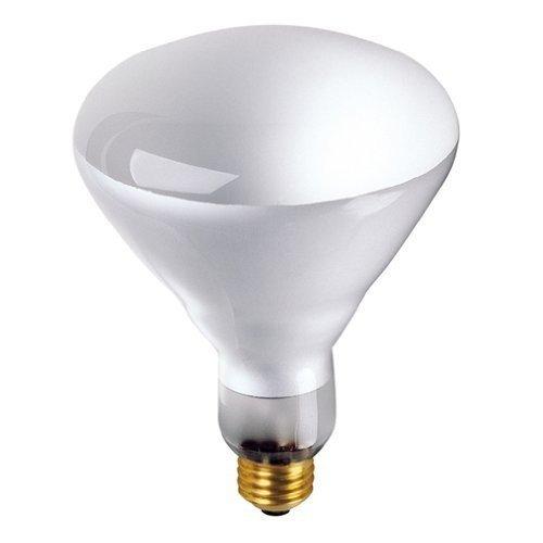 Bulbrite 65BR40FL2 65-Watt 120-Volt Incandescent BR40 Indoor Reflector, - Incandescent Br40 Reflector
