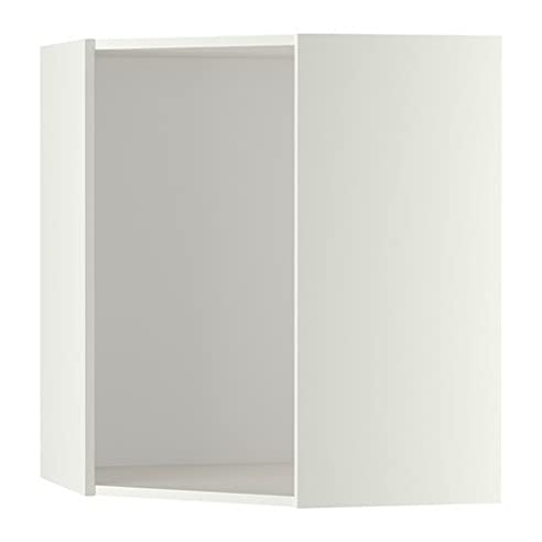 Ikea Metod – Ecke Hängeschrank Rahmen, Weiß: Amazon.De: Küche