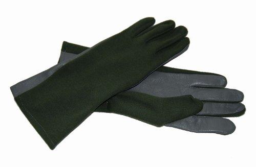 Northstar Tactical Nomex Fire Flight Gloves (Large, Olive Drab)