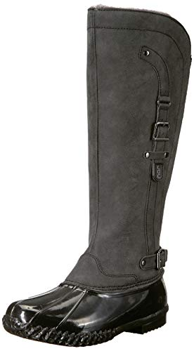 Colorado Black Women's Ready by Boot JBU Jambu Rain Weather CtwAUqTz