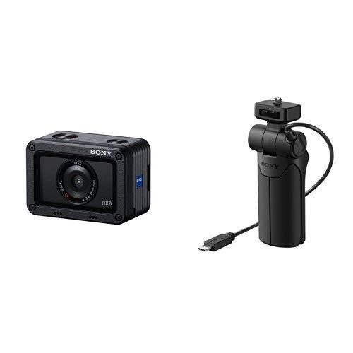 Sony 1.0-type Sensor Ultra-Compact Camera with Waterproof &