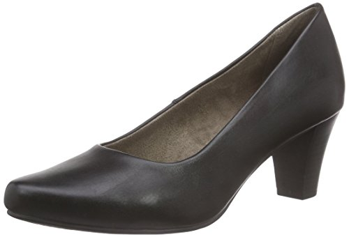 Fermés Escarpins Uni 007 Black Femme Noir 22430 Tamaris S4RqWE8