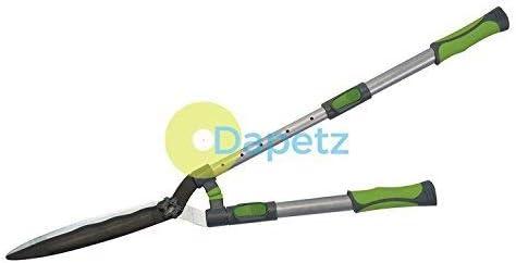 /jardinage Outil /à Main antid/érapant Poign/ées en plastique Dapetz/® Cisaille /à haie t/élescopique 755/mm/