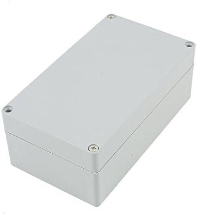 Coffret en boîtier imperméable à l/'eau pour projets électroniques 158x90x60mm