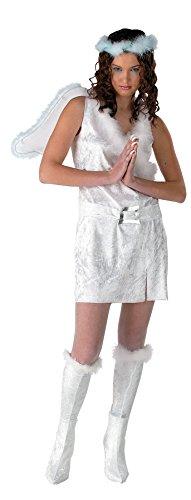 UHC Luminosity Teen Girl's Christmas Angel Fancy Dress Costume, Teen (7-9) (Angel Costumes For Teens)