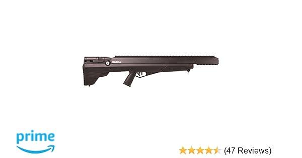 Amazon Com Benjamin Bpbds Bulldog  Pcp Hunting Rifle Black Sports Outdoors