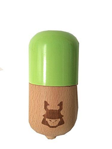 Shogun Kendama - Pill in Green