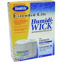 BestAir EF1 Kenmore 14906 / Emerson MAF1 Replacement Wick (Best Air Humidifier Filter)