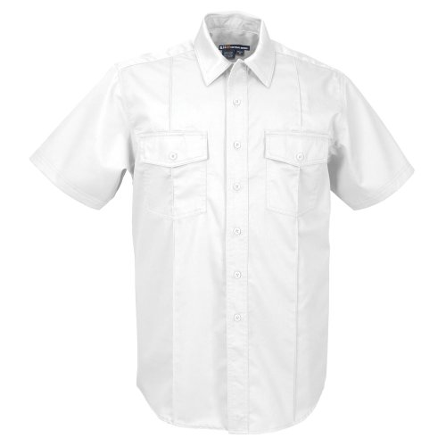 46122 Tactical For Class One una White para de hombre 5 Camisa clase Station de corta manga 11 de 56pOqE7w