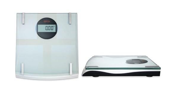 Amazon.com: Seca Quadra 808 Digital Glass Bathroom Scale: Health & Personal Care