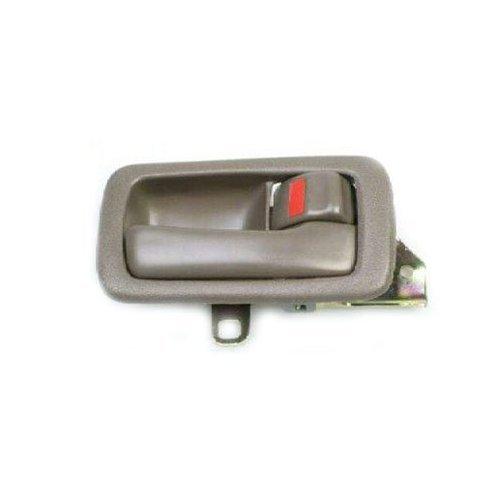 #B530 Motorking 6925022030 92-96 Toyota Camry Brown Replacement Passenger Side Inside Door Handle 92 93 94 95 (95 96 Toyota Camry Door)
