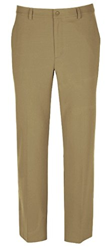 Greg Norman Men's Ml75 Microlux Pant, Bamboo, 36